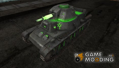 PzKpfw 38H735 (f) для World of Tanks