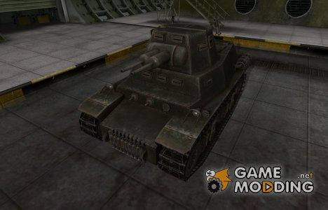 Шкурка для американского танка MTLS-1G14 for World of Tanks