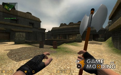 BattleAxe! для Counter-Strike Source