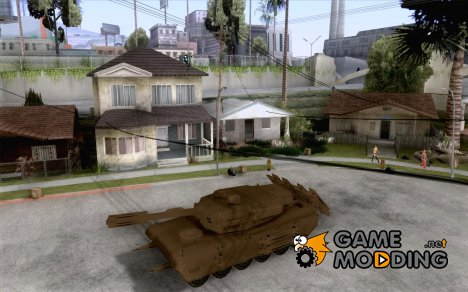 Танк Rhino Megatron for GTA San Andreas