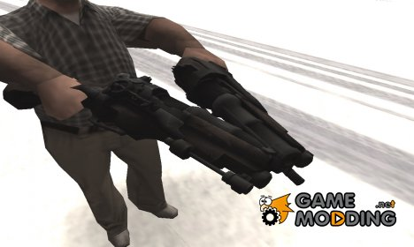 Corvo Gun From Dishonored для GTA San Andreas
