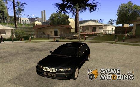 BMW M3 E46 Touring для GTA San Andreas