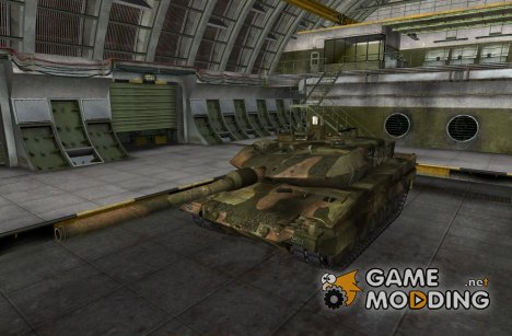E-50 Ausf.M ремоделинг для World of Tanks