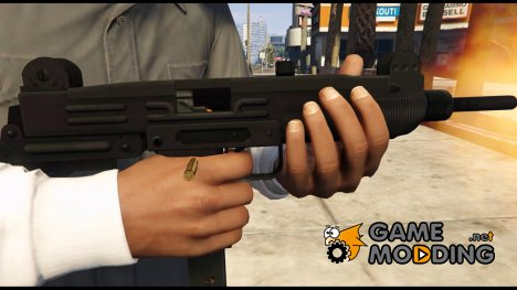 IMI Uzi for GTA 5