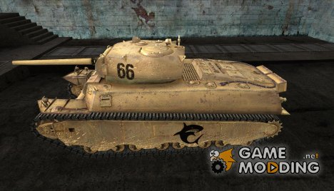 М6 от Topolev для World of Tanks