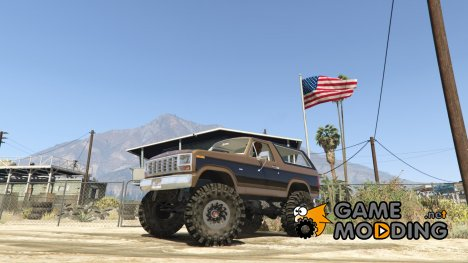 1980 Ford Bronco MudSlinger for GTA 5