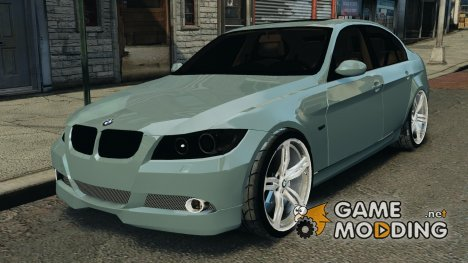 BMW 330i E92 for GTA 4