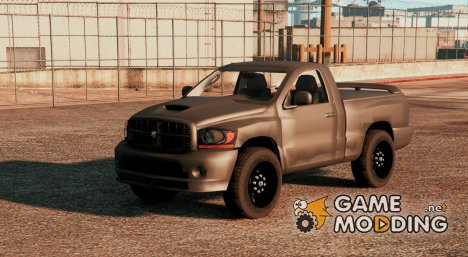 Dodge RAM 1500 for GTA 5