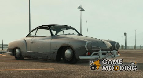 1967 Volkswagen Karmann Ghia Rat BETA for GTA 5
