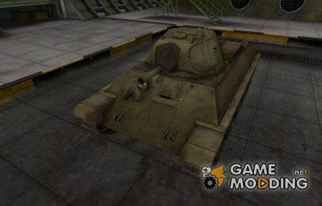 Шкурка для А-32 в расскраске 4БО для World of Tanks