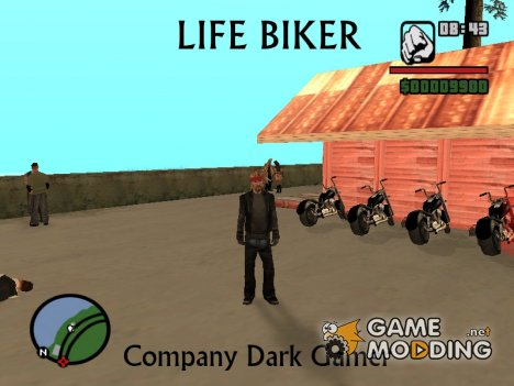 Life Bikers for GTA San Andreas