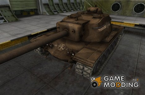 Шкурка для T110E4 for World of Tanks