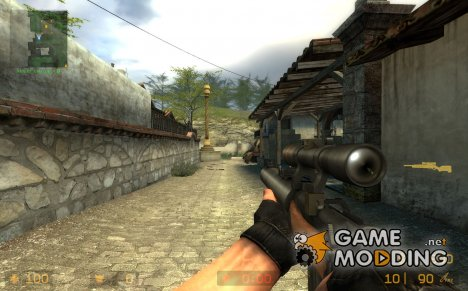 De Lisle для Counter-Strike Source