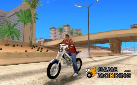 Sherco Trial for GTA San Andreas