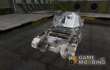 Камуфлированный скин для Panzerjäger I для World of Tanks