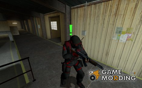 MooMaster's NOD SAS Reskin for Counter-Strike Source