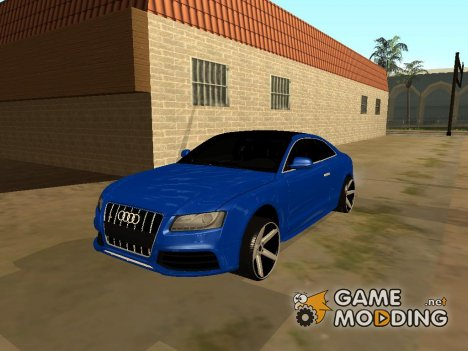 Audi S5 for GTA San Andreas