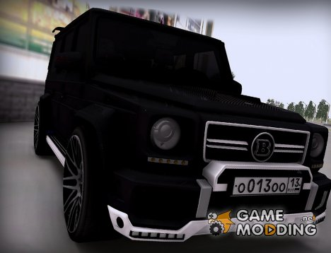 Brabus 800 for GTA San Andreas