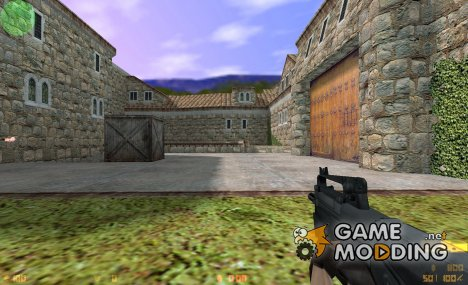 Famas/P90 Hybrid для Counter-Strike 1.6