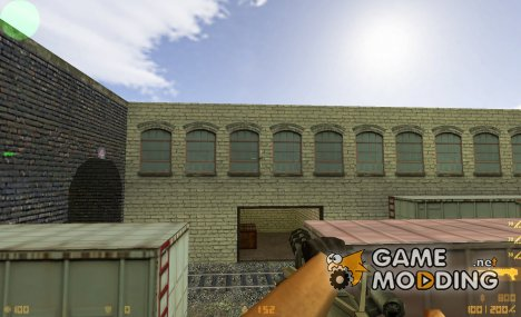 M134 Vulcan Minigun для Counter-Strike 1.6