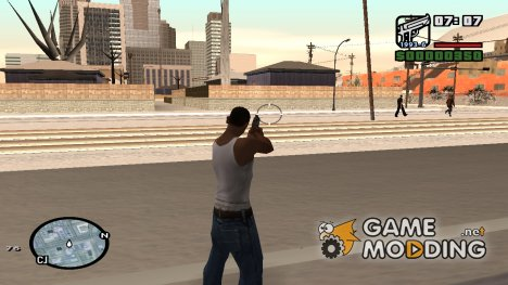 Fast Reload for GTA San Andreas
