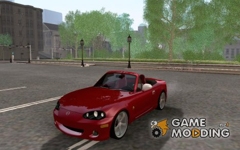 2008 Mazda MX-5 MIATA Sport for GTA San Andreas