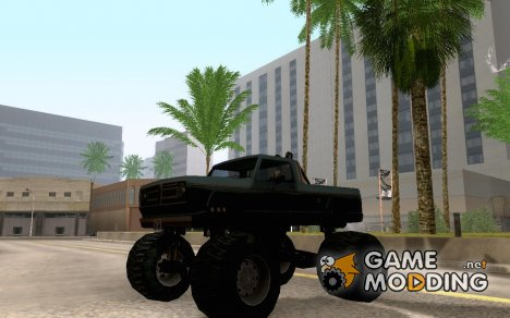 Monster Sadler для GTA San Andreas