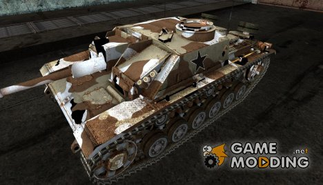 StuG III 24 для World of Tanks
