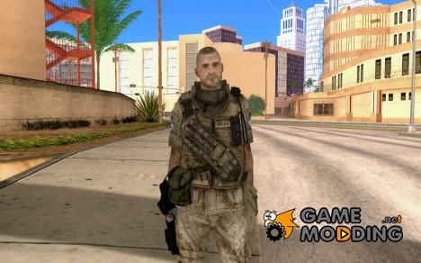 Chino из Crysis 2 for GTA San Andreas