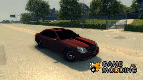 Mercedes-Benz S600 W220 (JoRick Revazov) for Mafia II