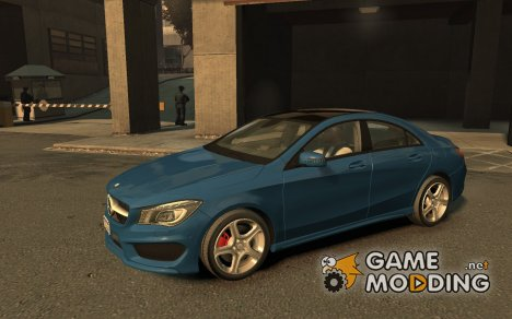 Mercedes-Benz CLA 250 2014 for GTA 4