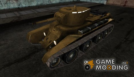 БТ-7 Drongo for World of Tanks