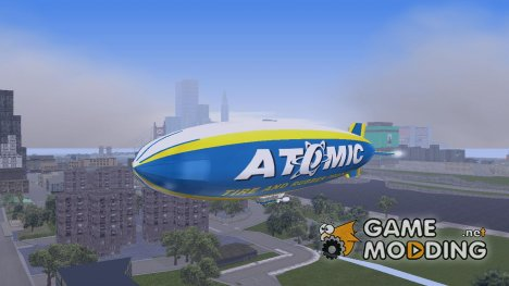 Atomic Blimp for GTA 3
