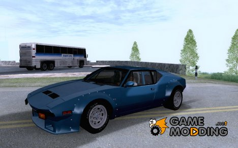 De Tomaso Pantera GT4 for GTA San Andreas