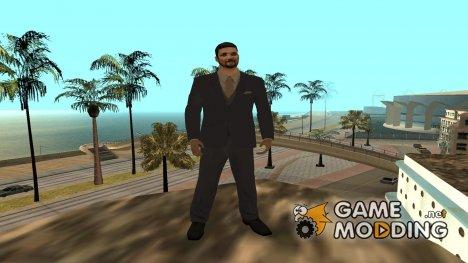 Скины Русской Мафии (By Luntik) for GTA San Andreas