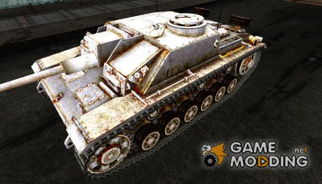 StuG III 9 для World of Tanks