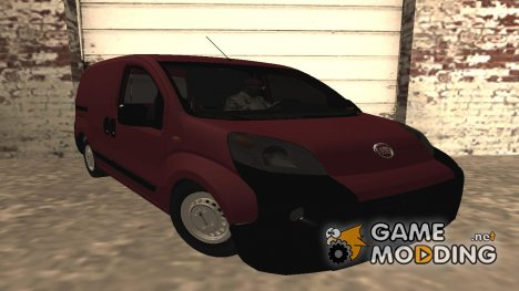2012 Fiat Qubo for GTA San Andreas