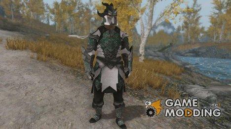 Jade Knight Armor для TES V Skyrim
