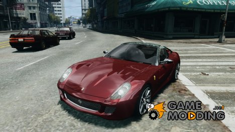 Ferrari 599 GTB для GTA 4