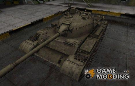 Шкурка для китайского танка Type 62 для World of Tanks