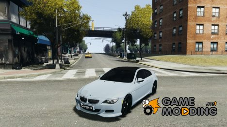 BMW M6 Hurricane RR for GTA 4
