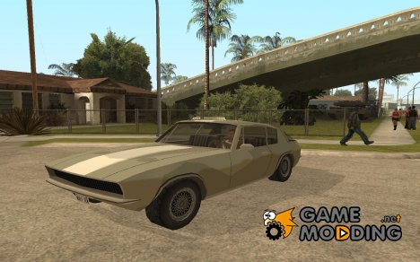 Jensen interceptor для GTA San Andreas