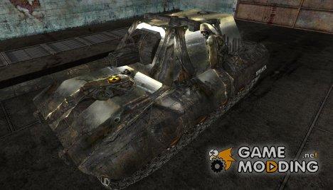 Шкурка для E-100 S.T.A.L.K.E.R. for World of Tanks