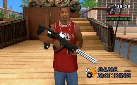 M4 by Shockgun для GTA San Andreas