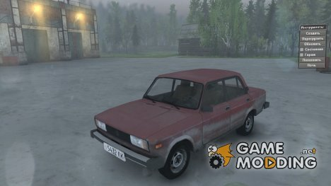 ВАЗ 2105 for Spintires 2014