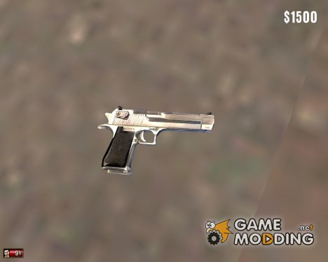Desert Eagle for Mafia: The City of Lost Heaven