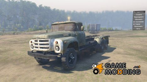 ЗиЛ 133 Г1 for Spintires 2014