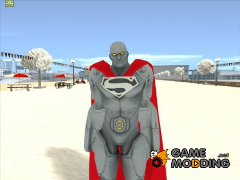 Steel (DC Comics) for GTA San Andreas