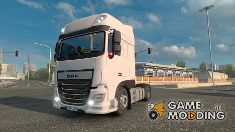 DAF 116 for Euro Truck Simulator 2