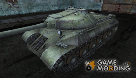 Шкурка для ИС-3 for World of Tanks